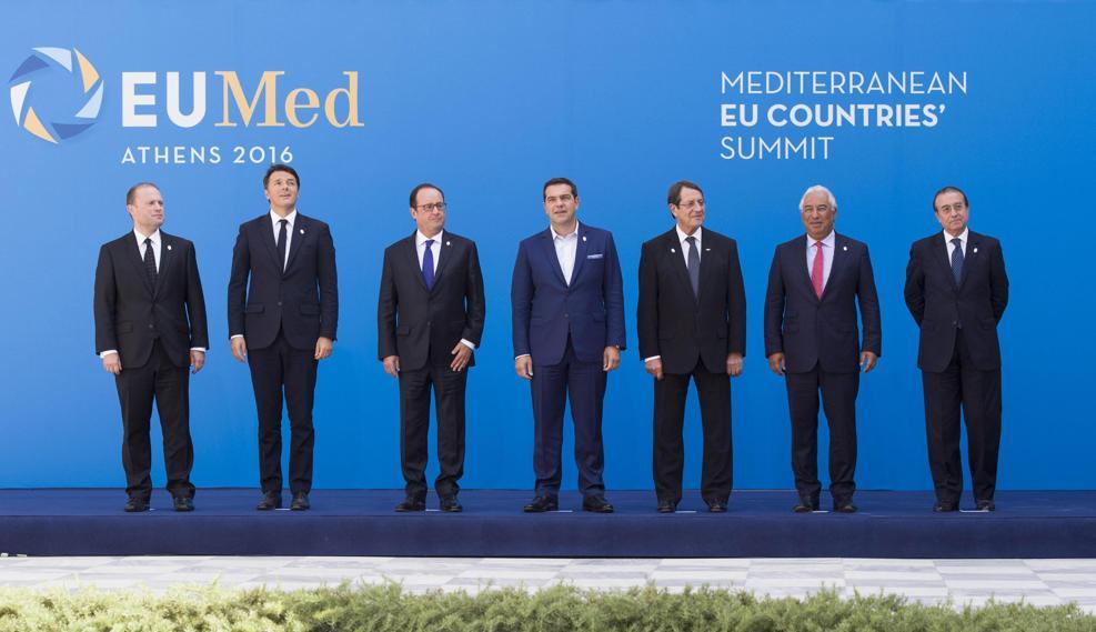 Euro-Med, Berlino contro il vertice anti-austerity